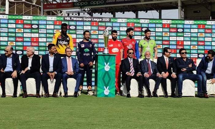 PSL players, officials to undergo Covid-19 tests in Karachi, Lahore today
