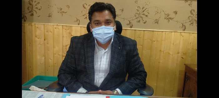 CCCs being established at Panchayat level, multiple welfare measures taken for vulnerable sections: DC Anantnag