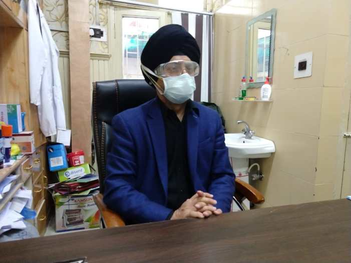 Second wave highly contagious, transmitting at a faster pace: Dr Hardeep Singh