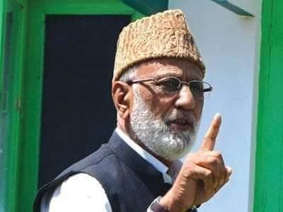 Chairman Tehreek-e-Hurriyat Ashraf Sehrai Passes Away