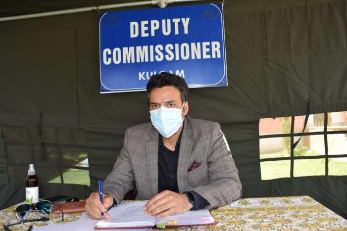 Vaccine safe, imperative tool to combatpandemic: DC Kulgam
