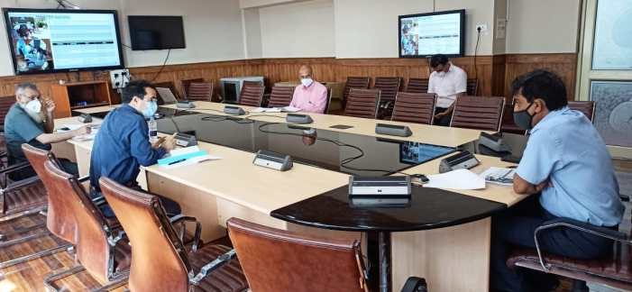 CS reviews functioning of Public Distribution System