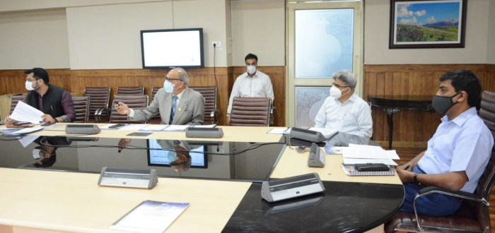 J&K prepares capacity expansion plan to tackle a possible third wave of COVID