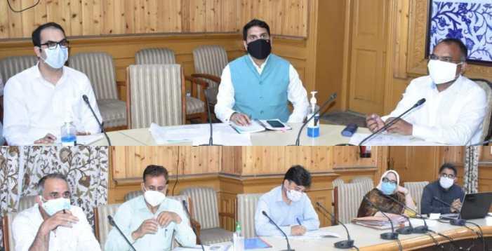 Div Com stresses on speedy transfer of land parcels to SDA