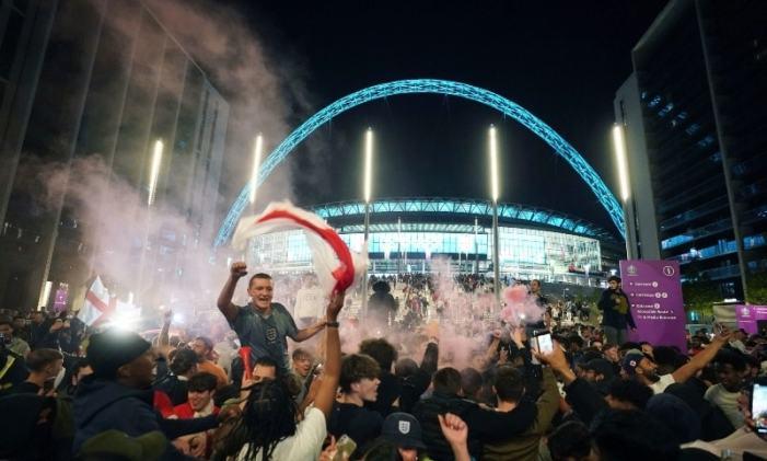 England sense destiny after beating Denmark to reach Euro 2020 final