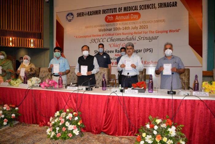 Role of Nursing, paramedical staff has amplified during the pandemic: Advisor Bhatnagar