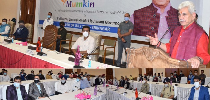 Aspirations of youth can bring revolutionary change and development in our society, says the LG