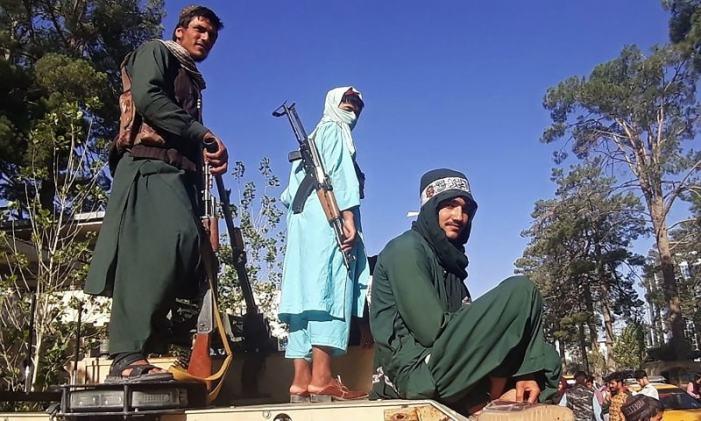 Taliban press advance after capturing Kandahar, Herat