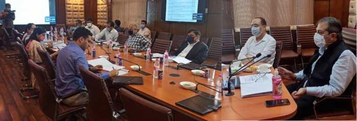 Advisor Baseer Khan chairs 78th BoD of JKSPDC