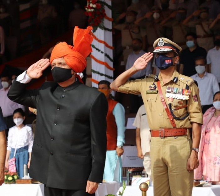75th Independence Day celebrated in Jammu with traditional fervour, patriotic zeal