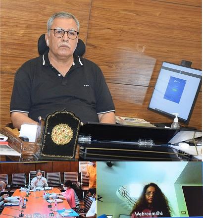 Advisor Khan chairs the 29th AGM of WDC