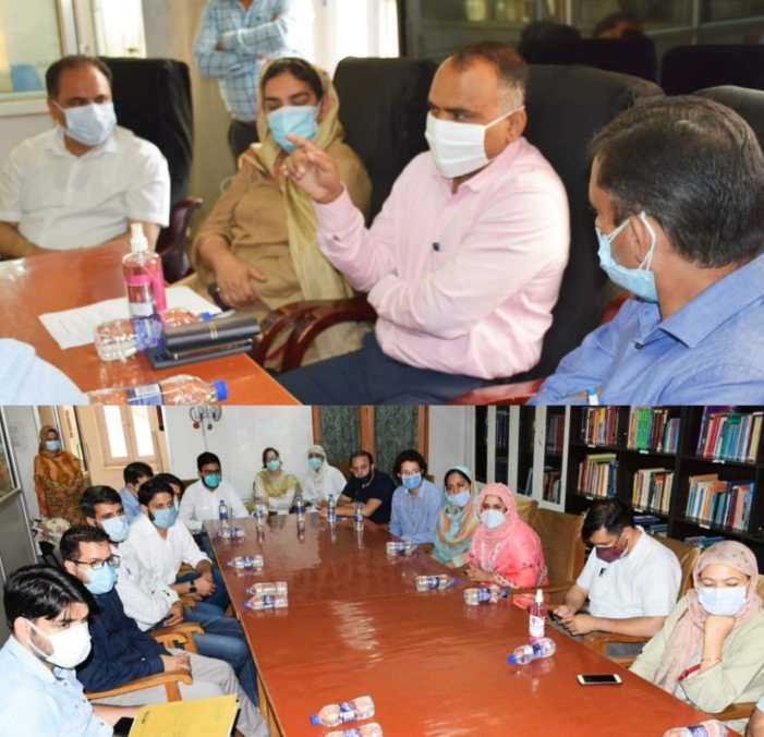 Div Com inaugurates 15-day training programme on Mental Health