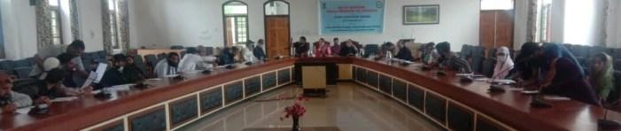 JK IMPARD organizes capacity building extension training for Sarpanchs at Anantnag