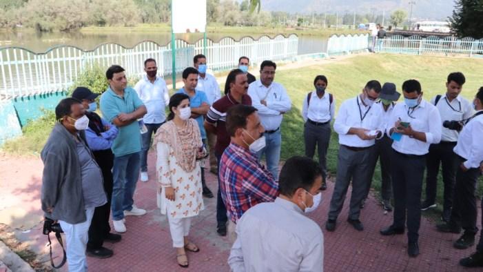 LAWDA imparts training to Range Officer trainees of TSFA