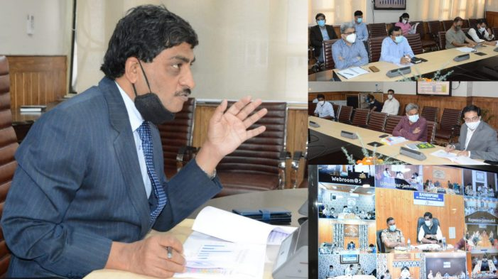 Chief Secretary reviews public health response to COVID 19