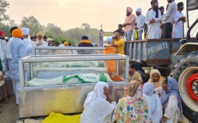 Lakhimpur violence: UP govt, farm leaders reach agreement; 45 lakh ex gratia for kin of each deceased, 10 lakh each for injured