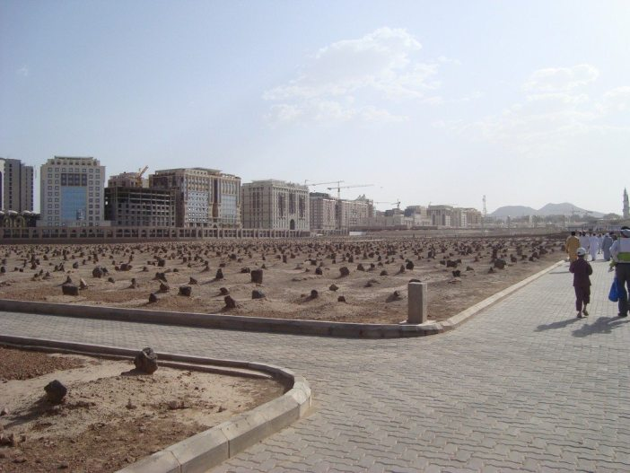 baqee destruction saudi arabia