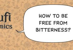 How to be Free from Bitterness?