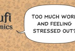 Too much work and Feeling stressed out?