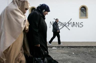 France Attacks Muslims
