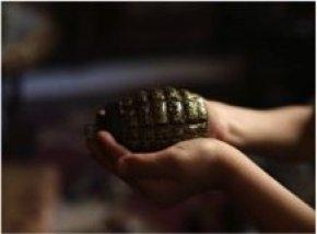 A grenade reimagined by Abu al Foz.