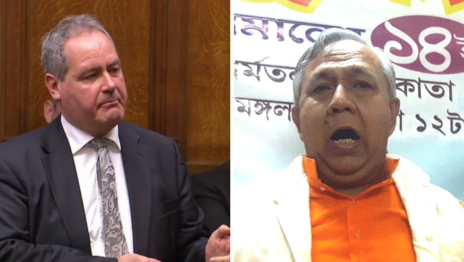 Tory MP Bob Blackman Hosts Anti-Muslim Hindu Extremist in UK Parliament