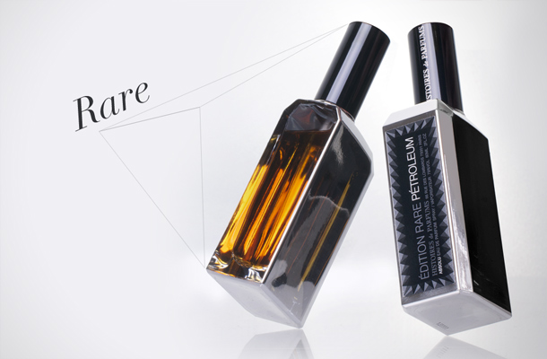 Parfum Edition Rare Pétroléum