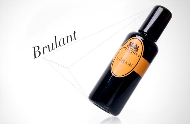 Parfum Dzhari de Phaedon Paris