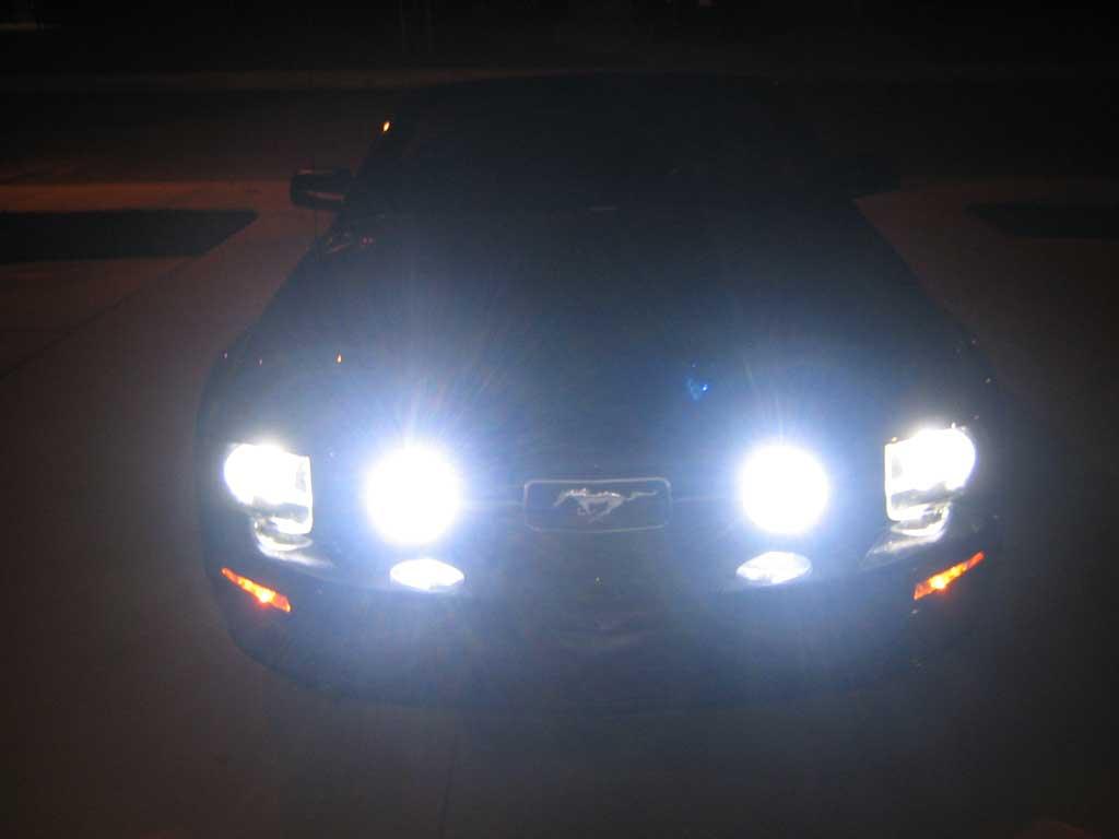 Fog Bulbs Lights Led