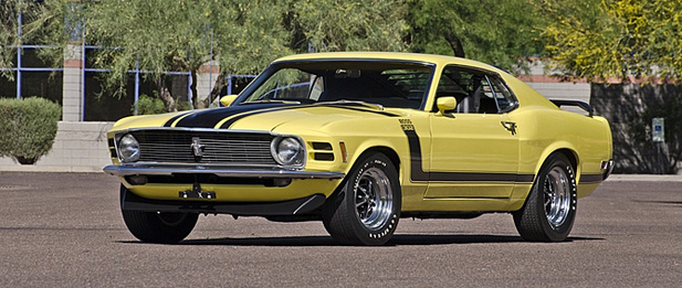 1970 Ford Mustang Boss 302 Fastback Slider The Mustang Source