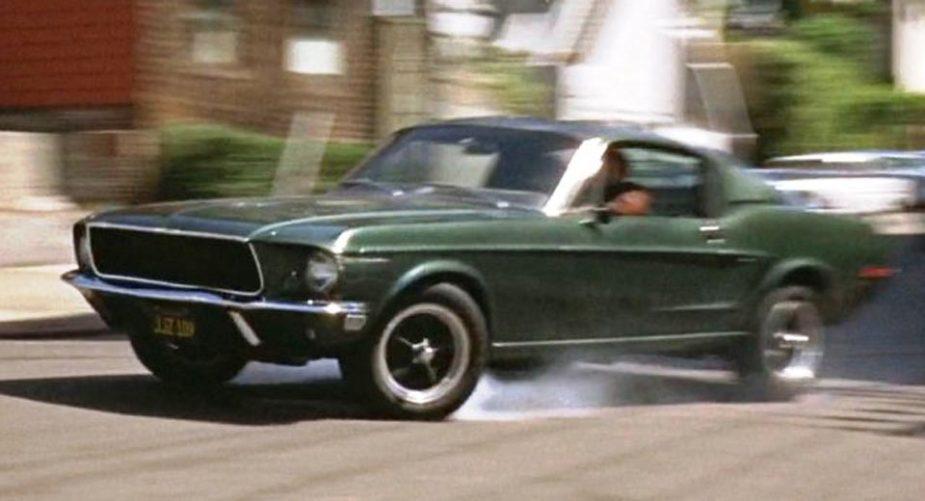 The Mustang Source - The Original Bullitt Mustang