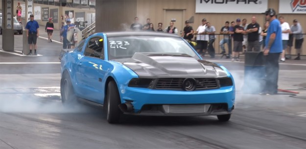 Ford Mustang Boosted