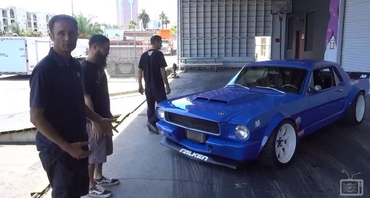 1966 Mustang Custom Roush Yates