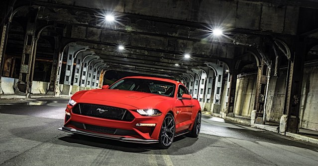 2018 Mustang GT Performance Pack 2