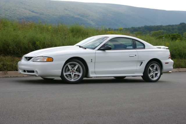 The Mustang Source - 1995 Ford Mustang Cobra R