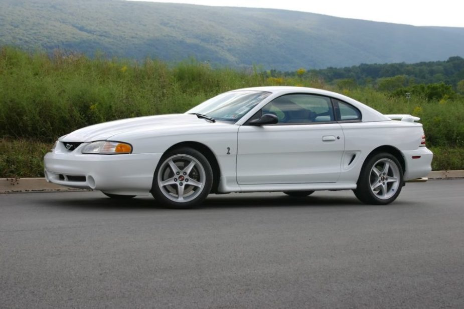 Fourth Generation 1995 Ford Mustang Cobra R