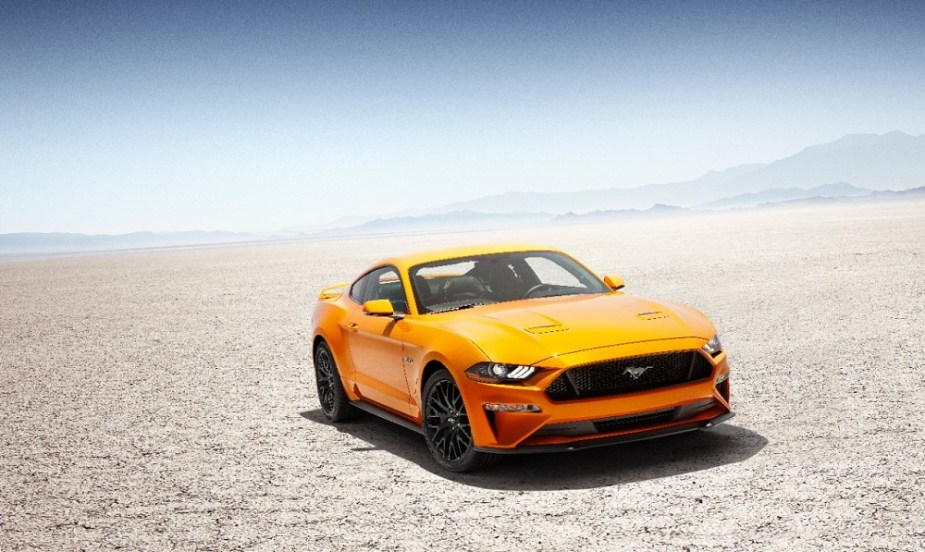 Themustangsource Com Ford Mustang Dream Car