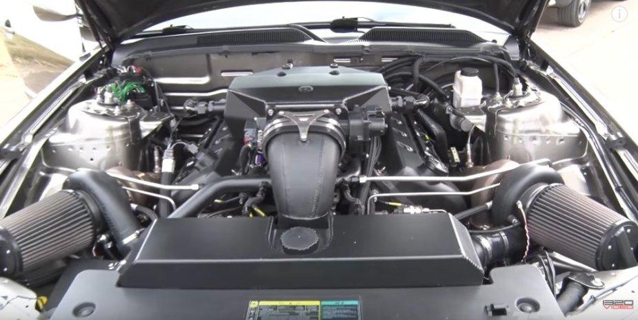 1,507hp Terminator Cobra Motor