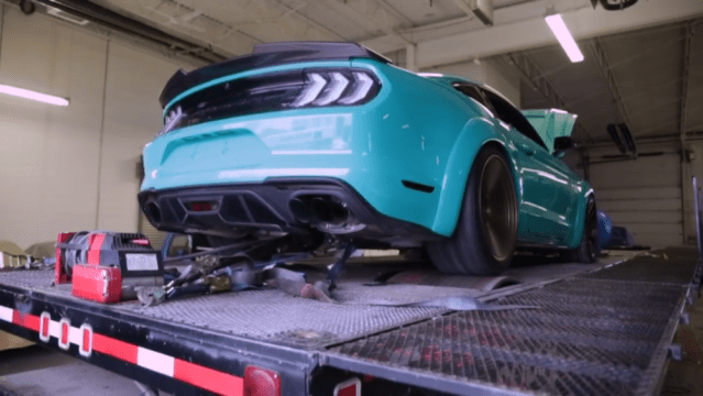 Roush 2018 Mustang GT Phase 1 Supercharger