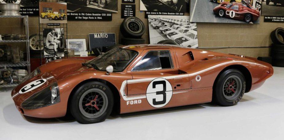 "1967 GT40 LeMans ""The Andretti Car"""