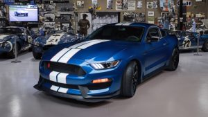 Shelby GT350R Drawing