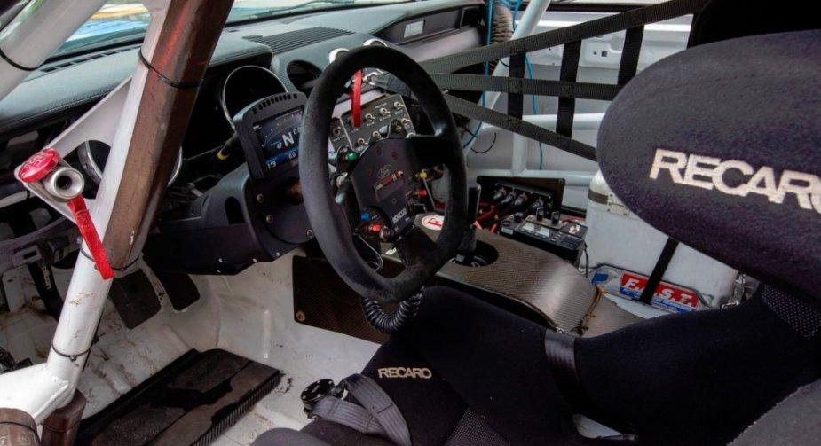 Mustang GT350R-C Interior