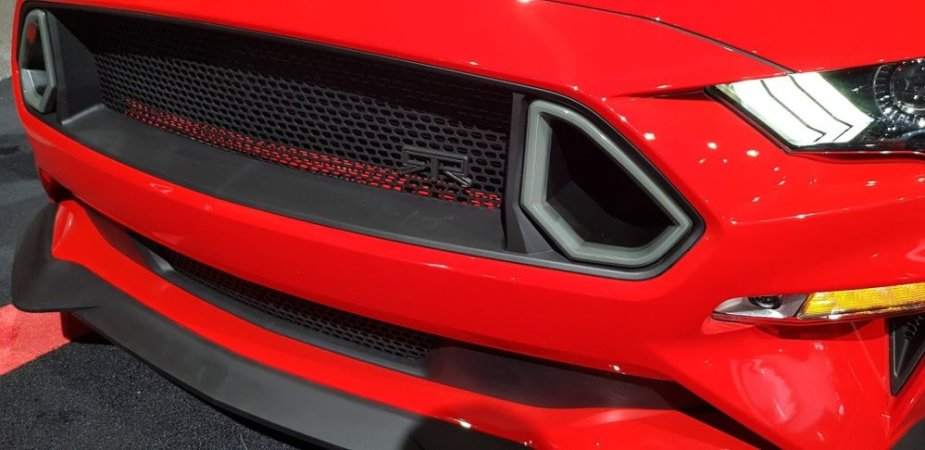 RTR Stage 1 Mustang Grille