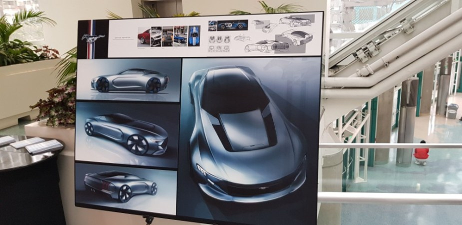 Mustang Hybrid Design Study