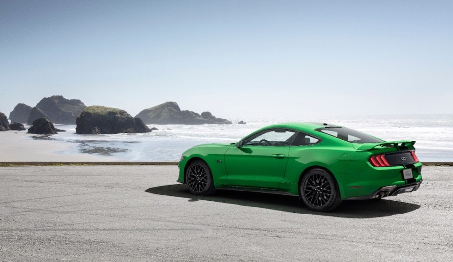 2019 Ford Mustang Nitrous