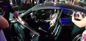 2019 Steve McQueen Edition Mustang Bullitt