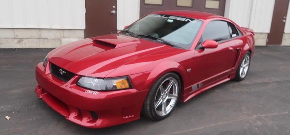 Rolo's Saleen Mustang