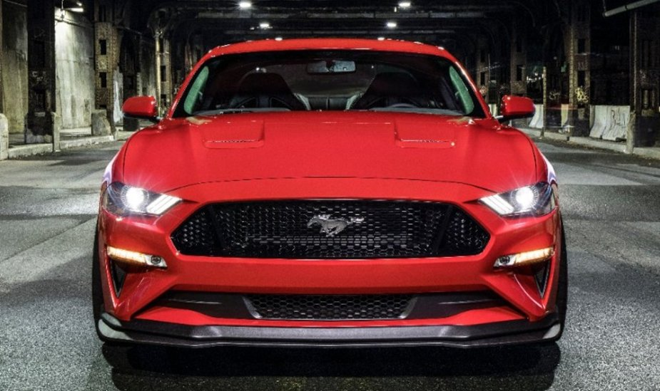 Mustang May Get New Super Duty 7.3-Liter Engine