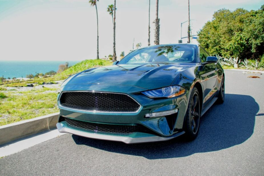 2019 Mustang Bullitt GT