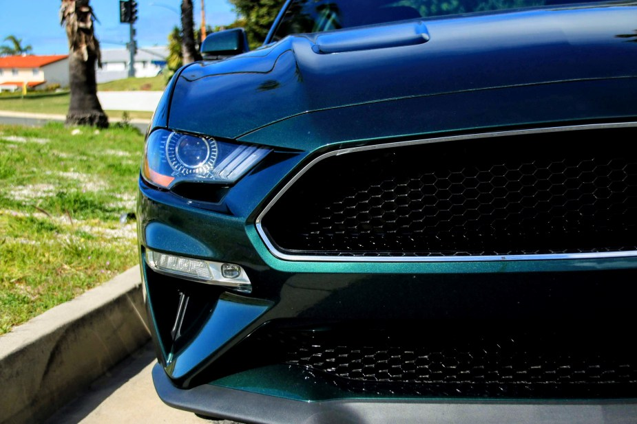 2019 Mustang Bullitt: From Movie Star to Supercar